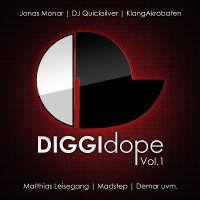 Cover DIGGIdope Vol. 1