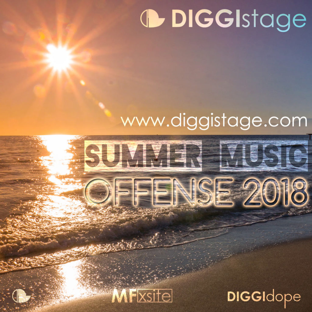 DIGGIstage Summer Music Offense 2018